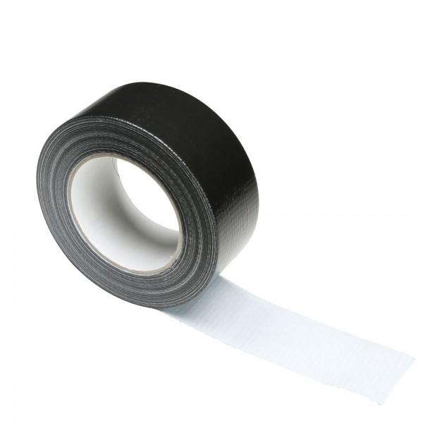 Gaffer Premium Klebeband schwarz 50mm x 50m