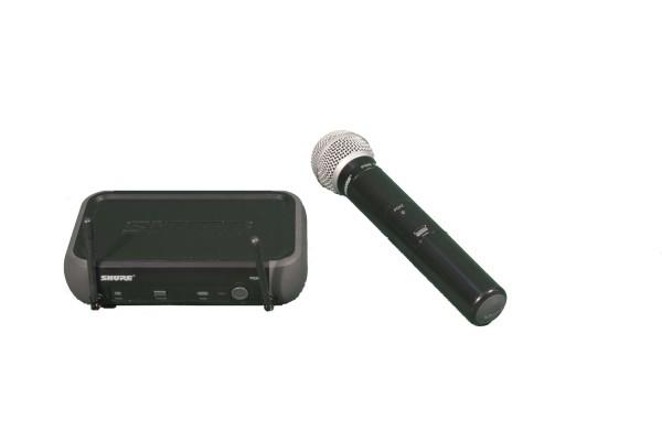 Shure PGX4/PG58 Funkmikrofon