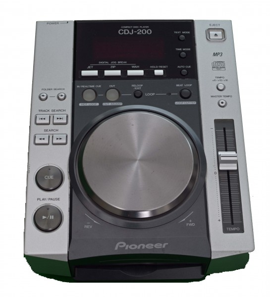 Pioneer CD-Player CDJ-200