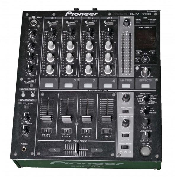 Pioneer Mischpult DJM700